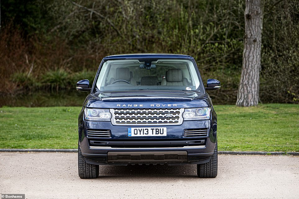 In most cases, Land Rover and Range Rovers used by the Royal Household are given a new vehicle registration number once they are out of service, so they can be resold without revealing the identity of their former keepers. However, this is a rare exception to the rule, with the 'OY13 TBU' plate being the one used by its VIP owners