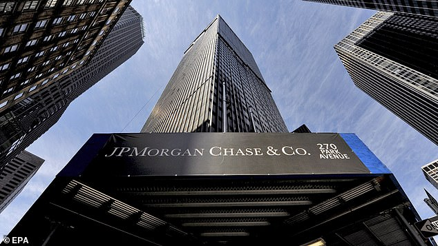 JPMorgan Chase was reported to have provided the finance to launch the controversial and ultimately failed Super League