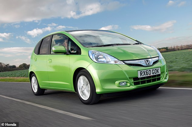 Honda's hybrid version of the Jazz is also on the shopping list of these organised criminals. The Jazz is popular among older drivers and therefore tend to have accumulated fewer miles, meaning their catalytic converters will be in good condition