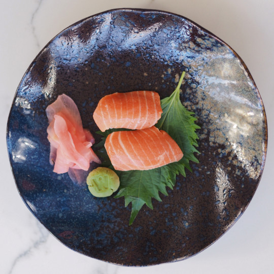 The sushi is reportedly a few years away from mass scale production (Photo: Arye Elfenbein / Wild Type)