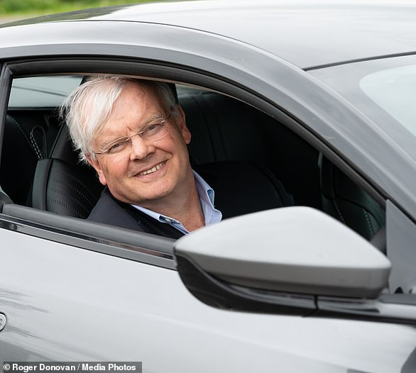 'Mondeo Man':The global motor industry has said a sad and untimely farewell to Richard Parry-Jones