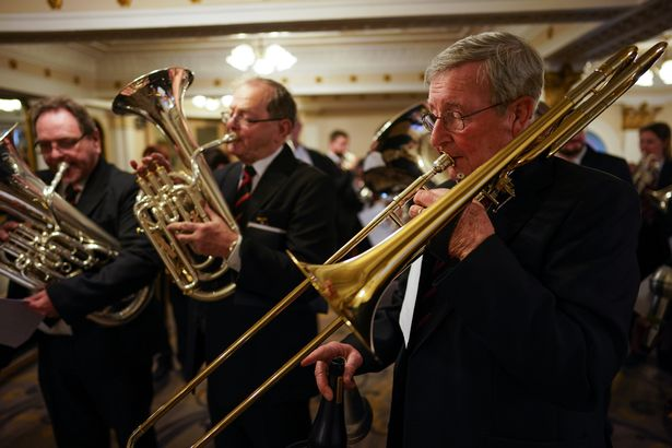 Brass Bands England will get a grant