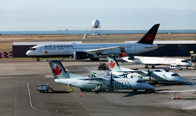 Air Canada reaches deal on C$5.9 billion aid package with Ottawa, will buy Airbus, Boeing jets