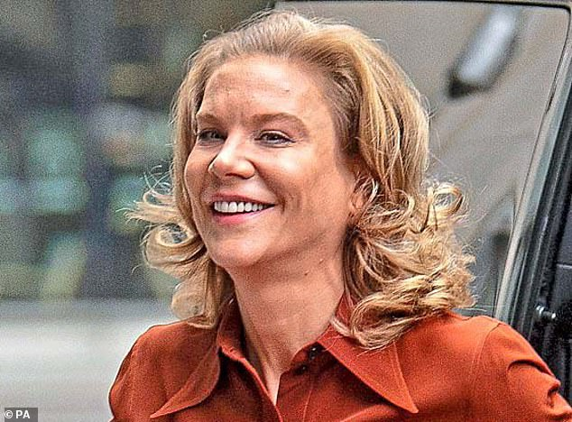Fight:Amanda Staveley's firm sued Barclays for £660m over its controversial emergency funding deal during the 2008 financial crisis