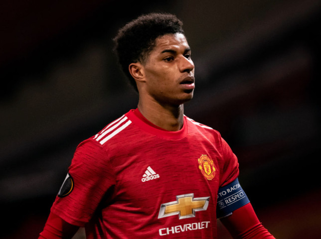 Black Premier League stars like Marcus Rashford have been targeted with racist online abuse (Photo: Getty)