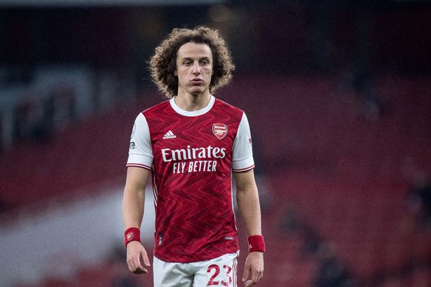Luiz could miss the rest of the season