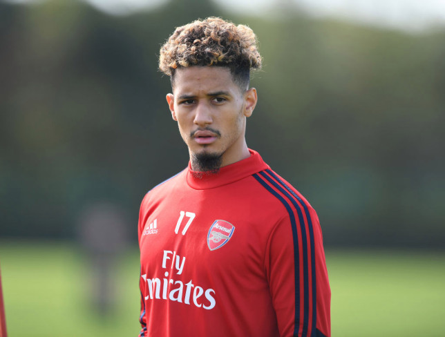 Arsenal defender William Saliba handed one-month suspension by French FA over X-rated video