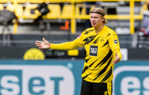 Erling Haaland's transfer may prove to be beyond Barcelona