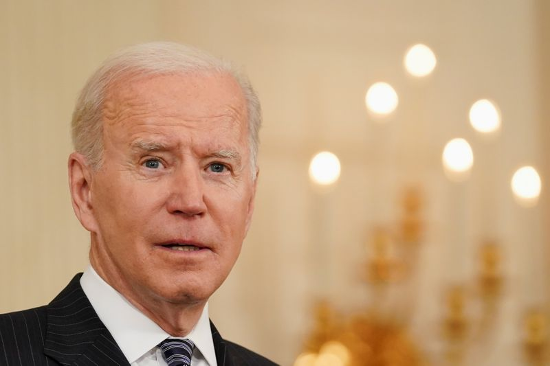 Biden will press U.S. companies to pay 'acceptable' level of tax
