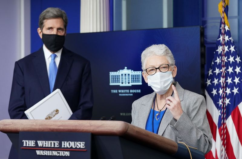 Biden's climate duo of Kerry and McCarthy puts U.S. back in global warming fight