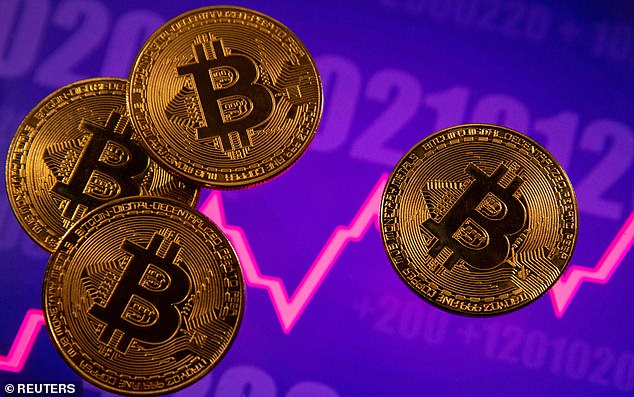 Bitcoinrose 5 per cent to $63,753, beating the previous peak in March, and is up almost ninefold in the past year, a return that towers above stock market returns