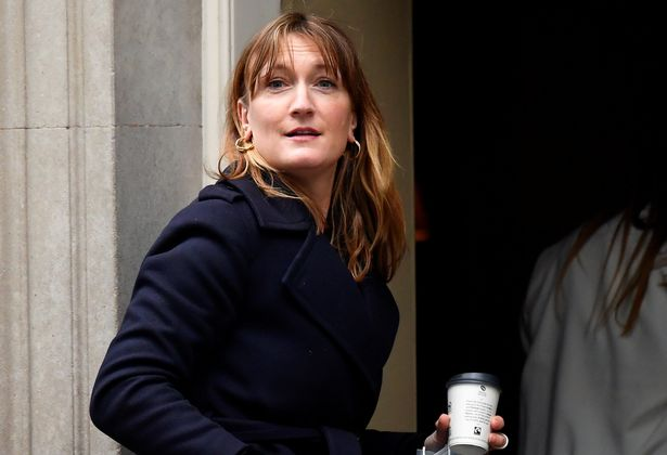 Allegra Stratton has now spent around six months in Downing Street without appearing on TV once