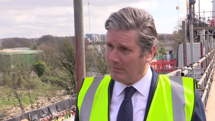 Keir Starmer urges Boris Johnson to address post-Brexit issues in Northern Ireland