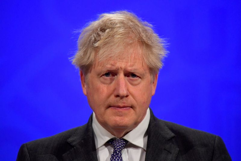 British inventor Dyson denies inappropriate conduct over texts to PM Johnson