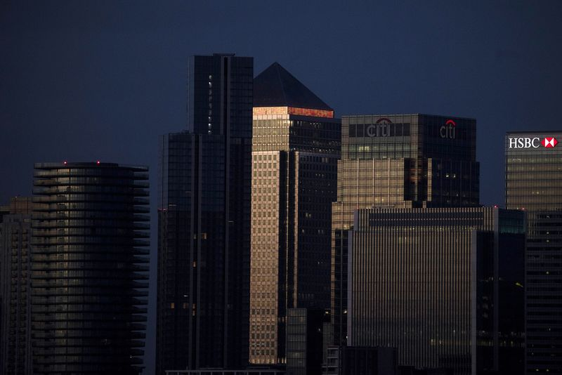 British lawmakers check on how banks are treating small businesses during pandemic