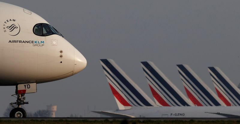 Capital hike brings Air France under government's wing