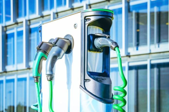 Electrify America just completed its first cross-country charging network