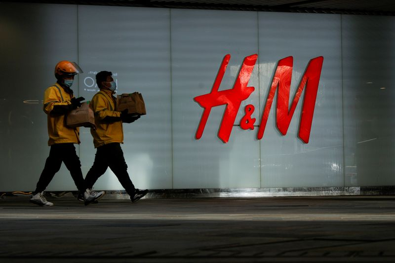 Chinese authorities tell H&M to change the 'problematic map'
