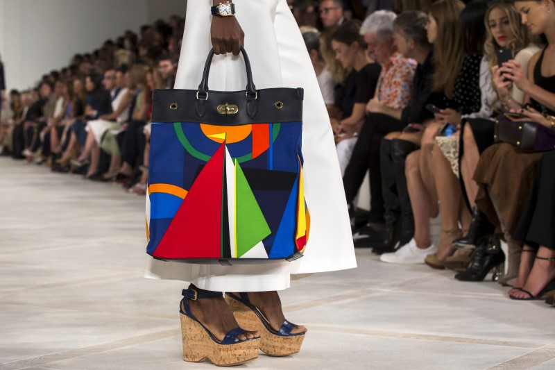 Clothing and Handbag Makers Jump on Consumer Spending Expectations