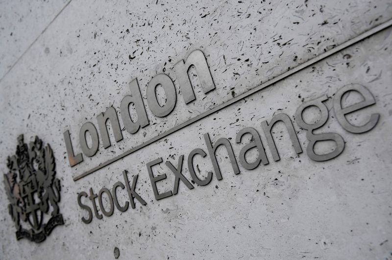 Commodity, leisure stocks lead British shares higher on recovery optimism