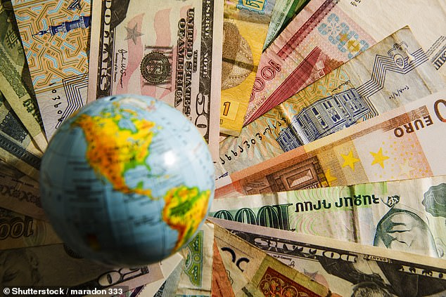 International Currency Exchange has more than 350 outlets, many in airports across the world