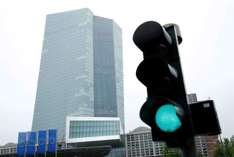 ECB sees scope for cutting bonds buys after second-quarter surge