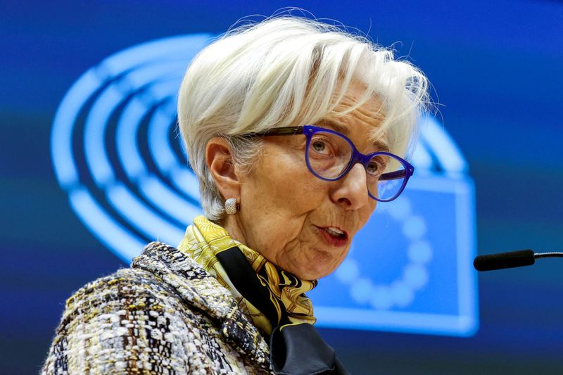 ECB's Lagarde: Markets have understood aim of bond buy ramp-up