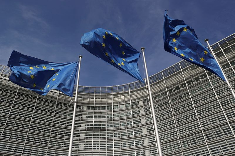 EU drafts plan to delay decision on labelling gas a 'green' investment
