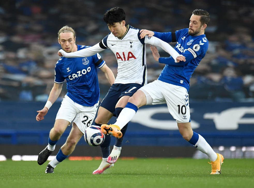 <p>Spurs manager Jose Mourinho is under growing pressure</p>