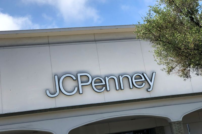 Exclusive: Athene to take over $2.8 billion in J.C. Penney pension obligations
