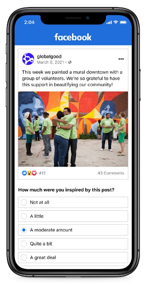 Facebook News Feed questions