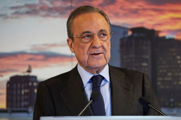 Florentino Perez is undoubtedly one of the most powerful figures in football