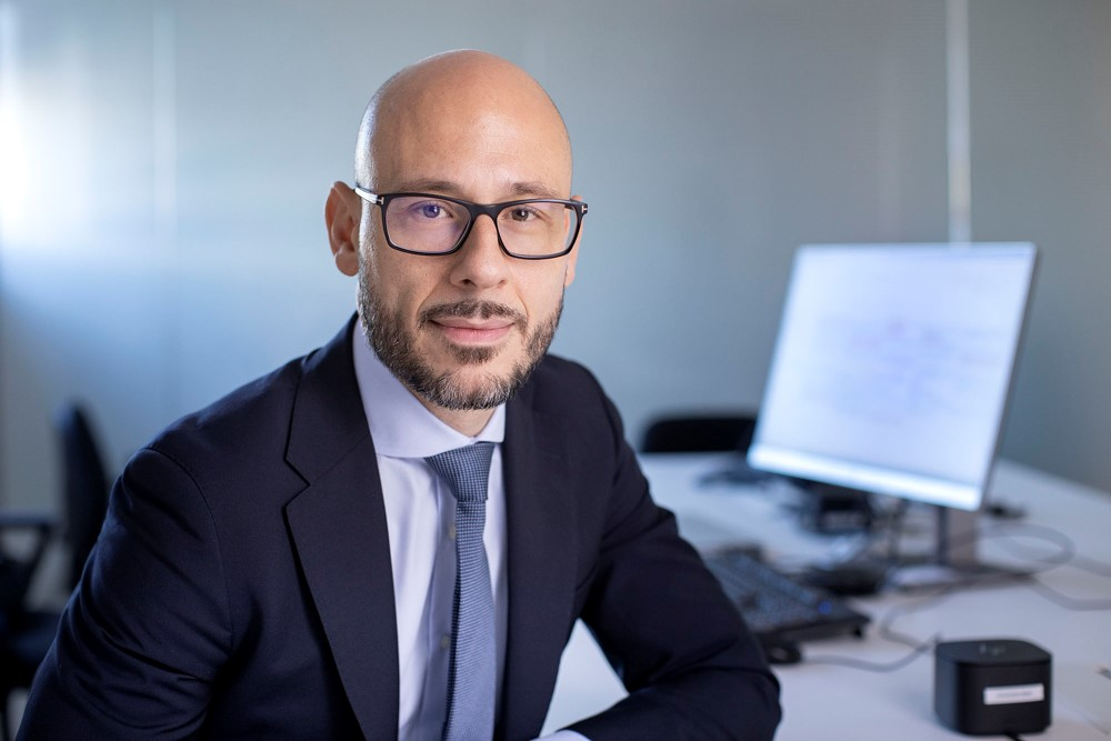 Raffaele Pace, Engineering Vice President of Operations at Stevanato Group