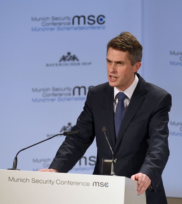 Gavin Williamson has sparked a backlash today