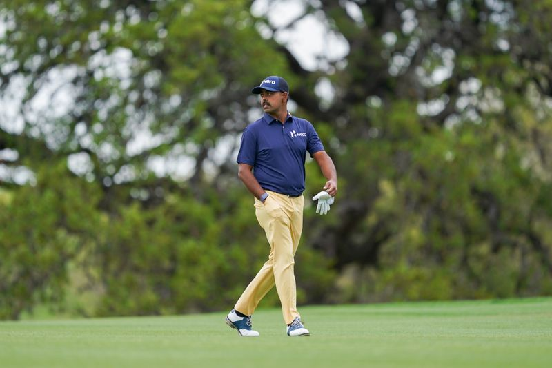 Golf-India's Lahiri hopes to build on strong finish in Texas
