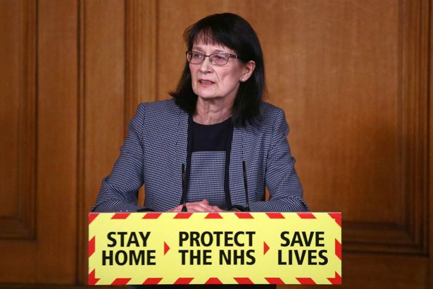 Challenged on her claim today, Dr Harries did not retract it