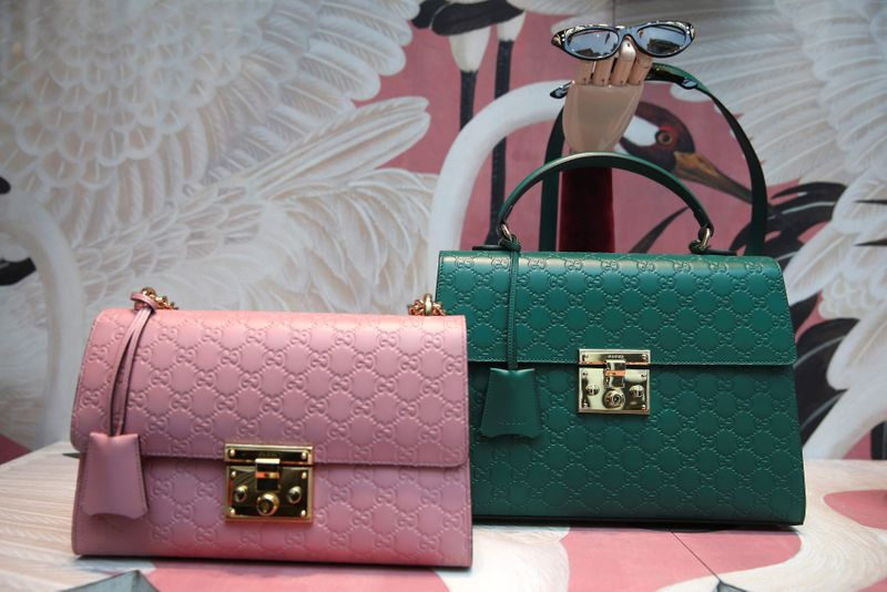 Gucci rebound drives Kering's sales up 26% in first quarter