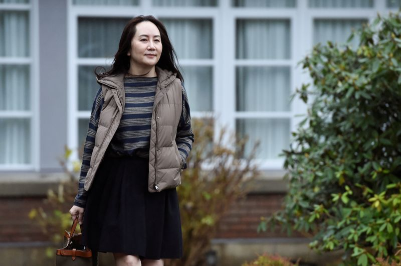 HSBC and Huawei CFO reach agreement on document publication linked to extradition case