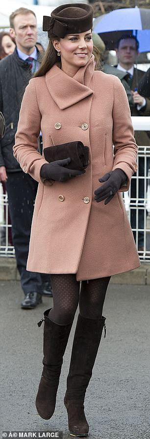 Both the Duchess of Cambridge and the Queen wear gloves from Cornelia James, some of which are made from fabric treated with an anti-microbial coating called HeiQ Viroblock