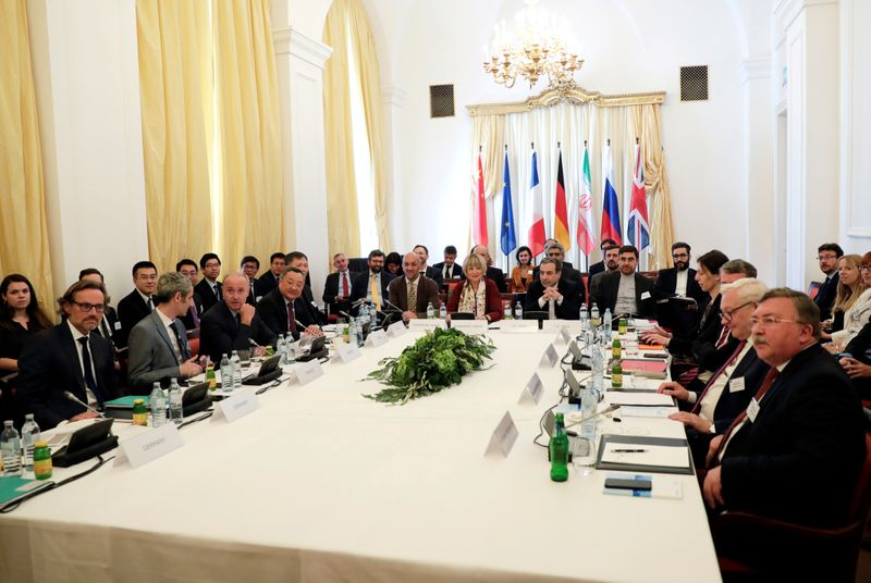 Iran nuclear talks to last several days then pause - EU official