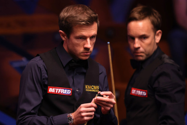 Betfred World Snooker Championship - Day Three