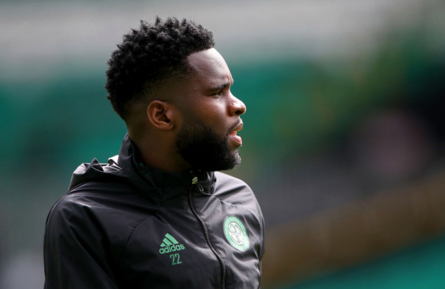 The Frenchman's Celtic contract expires in 2022