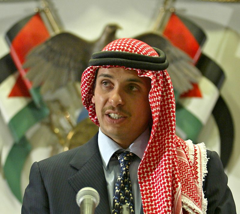 Jordan says prince liaised with 'foreign parties' over plot to destabilise country