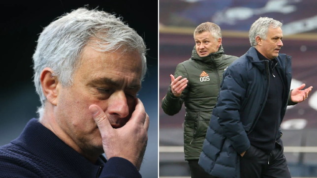 Jose Mourinho knows why Tottenham keep dropping points but 'may never' reveal the reason