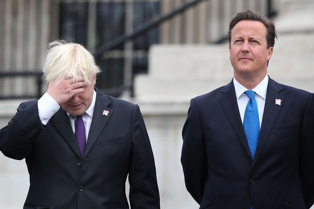 Boris Johnson ordered a review into the Greensill affair, which may include David Cameron's lobbying activities