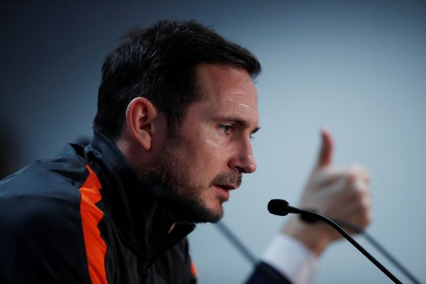 Lampard confirmed he has received multiple offers to return to the dugout