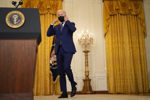 President Biden hopes the new targets convince other nations to do more to combat global warming.