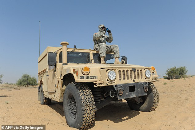 Stable profits: Ricardo makes devices that prevent the US army's Hummers from rolling over