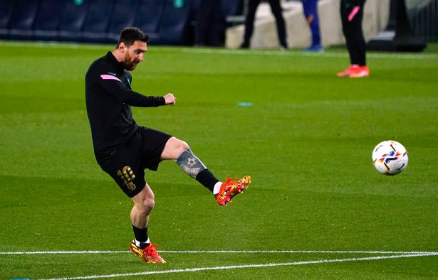 Messi has shown some fine form in recent months