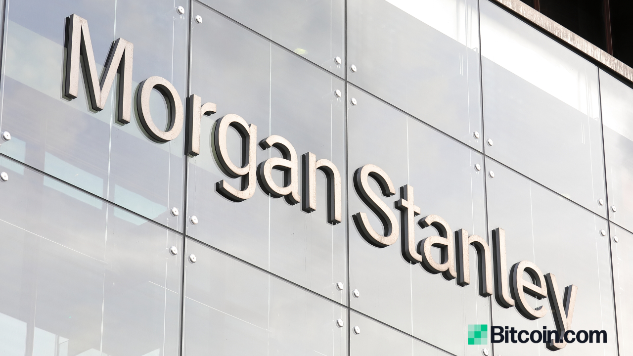 Morgan Stanley Says Central Bank Digital Currencies Not a Threat to Cryptocurrencies